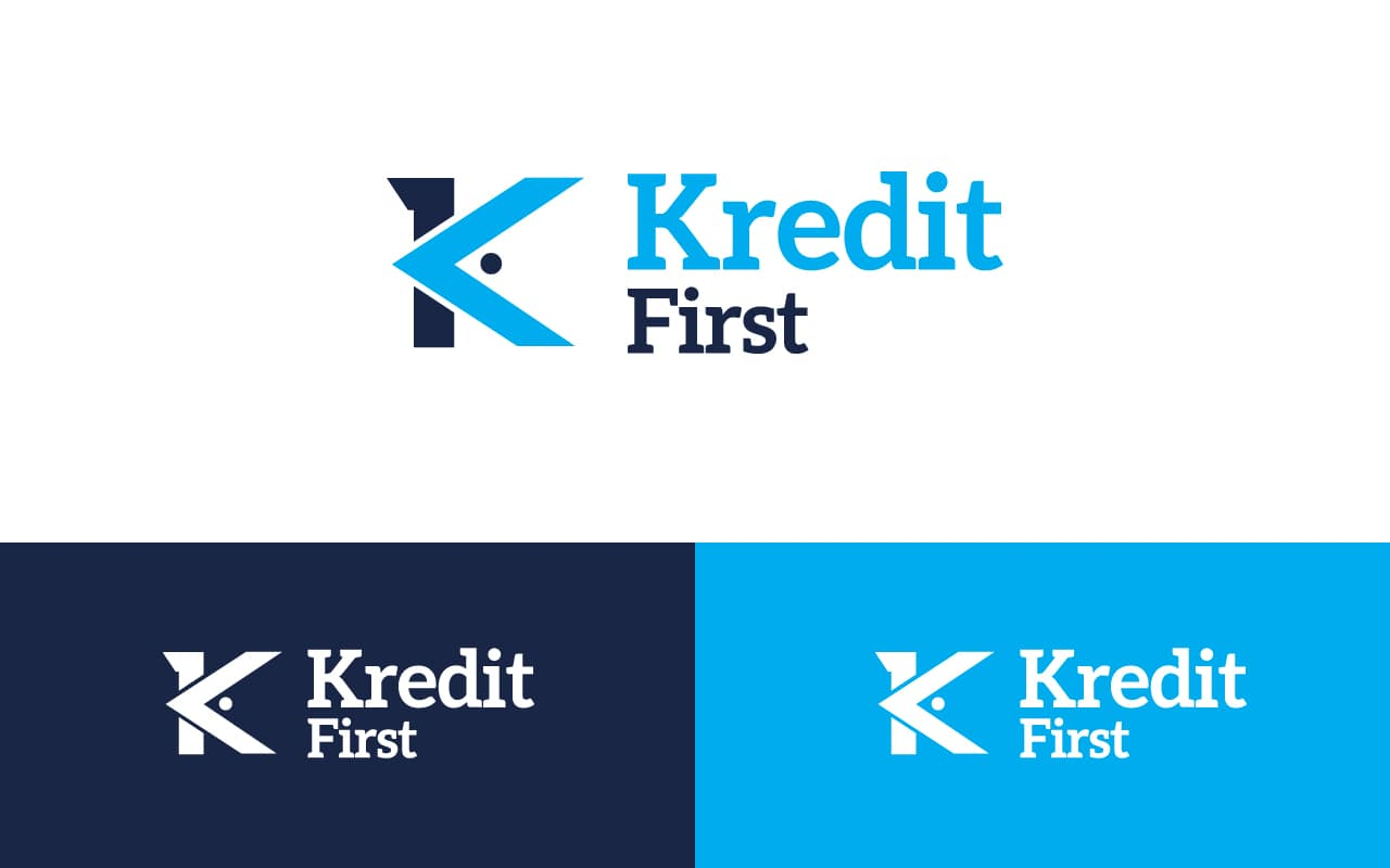 Kredit First Logo (Gross)